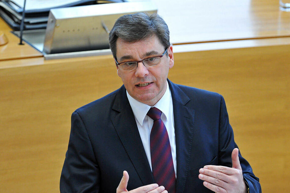 Frank Kupfer (55, CDU).