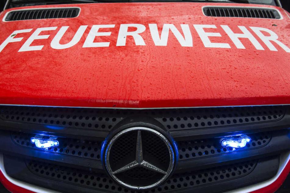 Ein Einsatzwagen der Feuerwehr (Symbolbild).