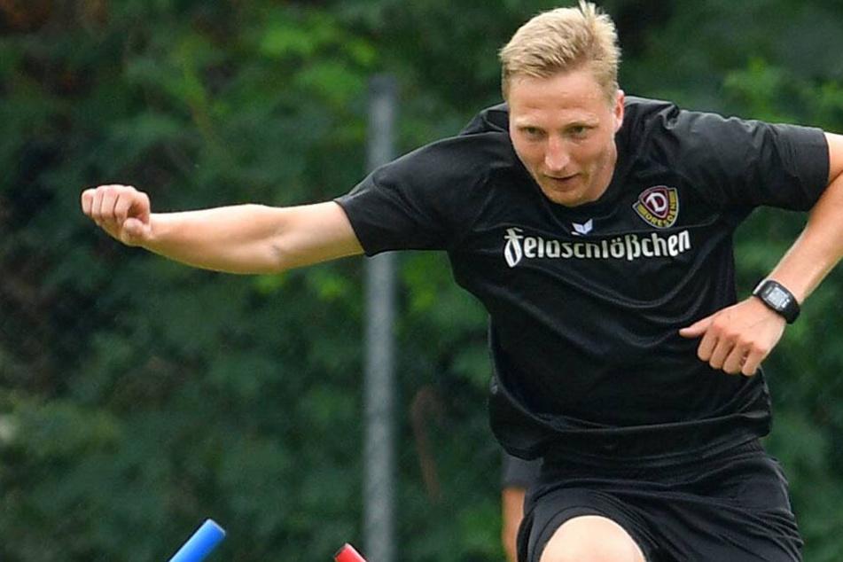 Marco Hartmann wird mit Dynamo auch in der kommenden Saison die eine oder andere Hürde nehmen müssen.