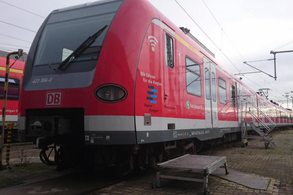 Gibt's künftig mit WLAN: Die S-Bahnen in der Region.