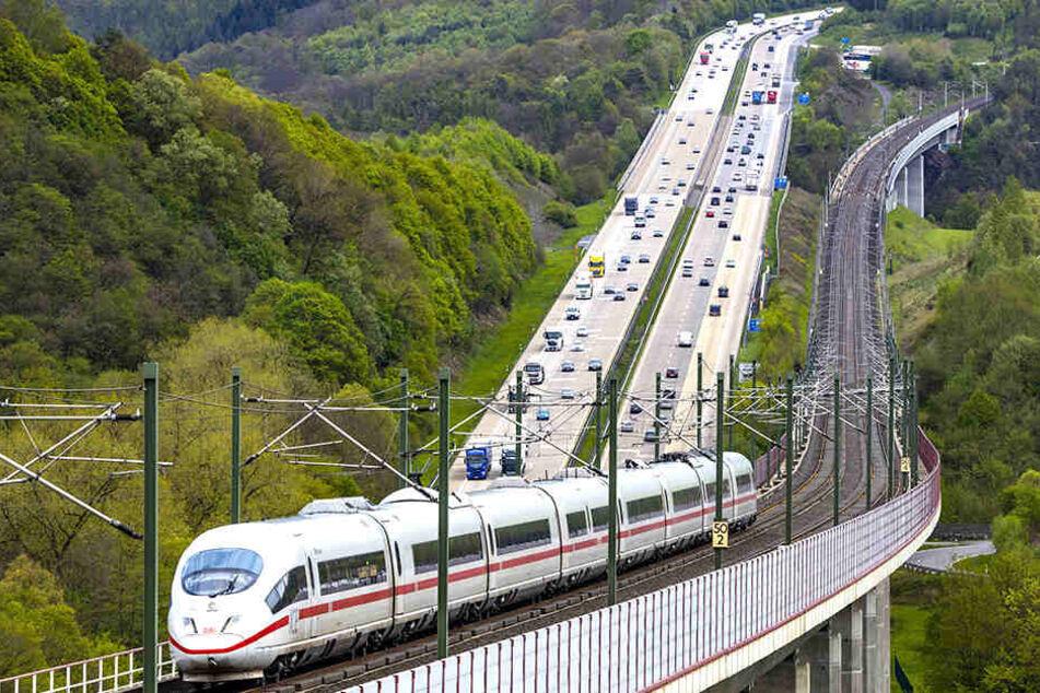Wunschprojekte sind auch bessere Straßen- und Schienenanbindung der Lausitz, um Investoren anzulocken.