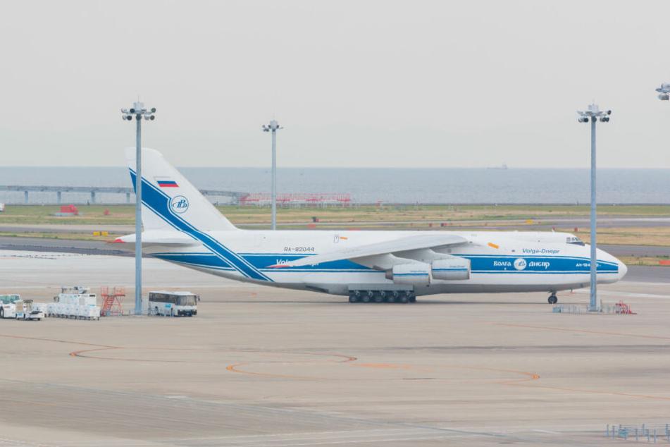 Die russische Volga-Dnepr Group will 500 Millionen Euro in den Flughafen Leipzig/Halle investieren und 500 neue Arbeitsplätze schaffen.