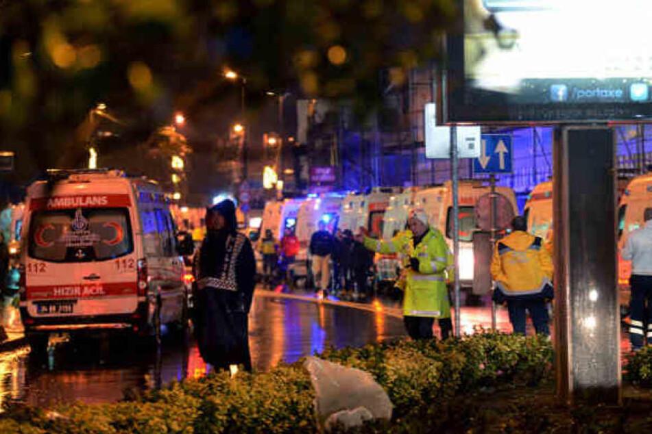 Laut Medien-Berichten ist der Terrorist der Silvesternacht gefasst.