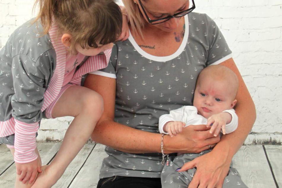 Der Partnerlook mit dem Kind wird immer beliebter! Bei KLEINE KÖNIGE wird auf Wunsch alles individuell gefertigt.