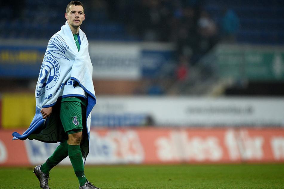 Bald in neuem Gewand: Thomas Bröker schließt sich der Fortuna Köln an.