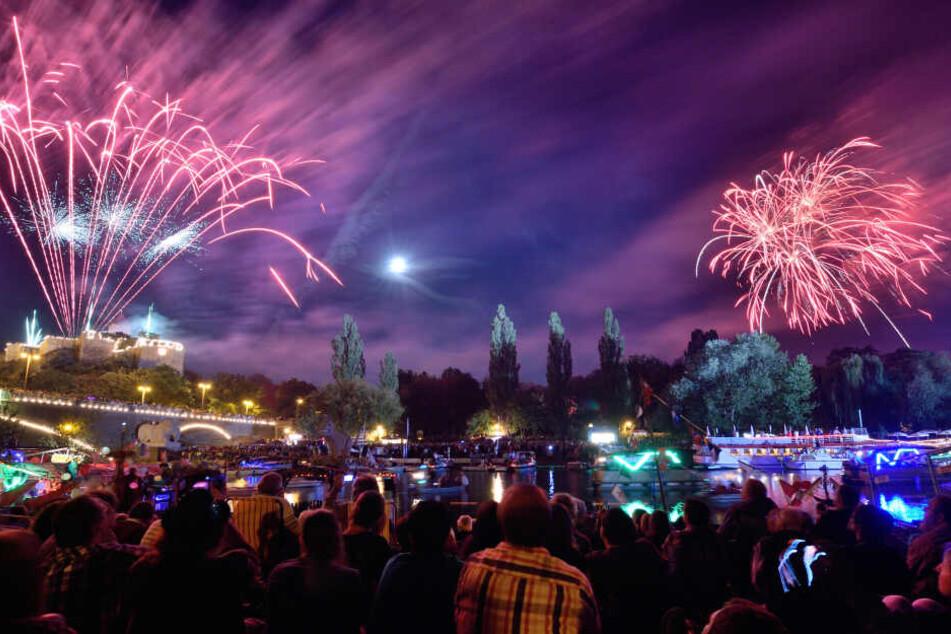 Nach 2018 wird es auch beim Laternenfest in diesem Jahr kein Feuerwerk geben.