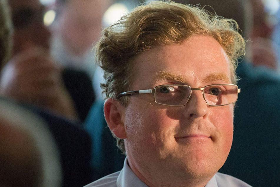 Arvid Immo Samtleben wurde 2014 um seinen Platz im sächsischen Parlament gebracht.