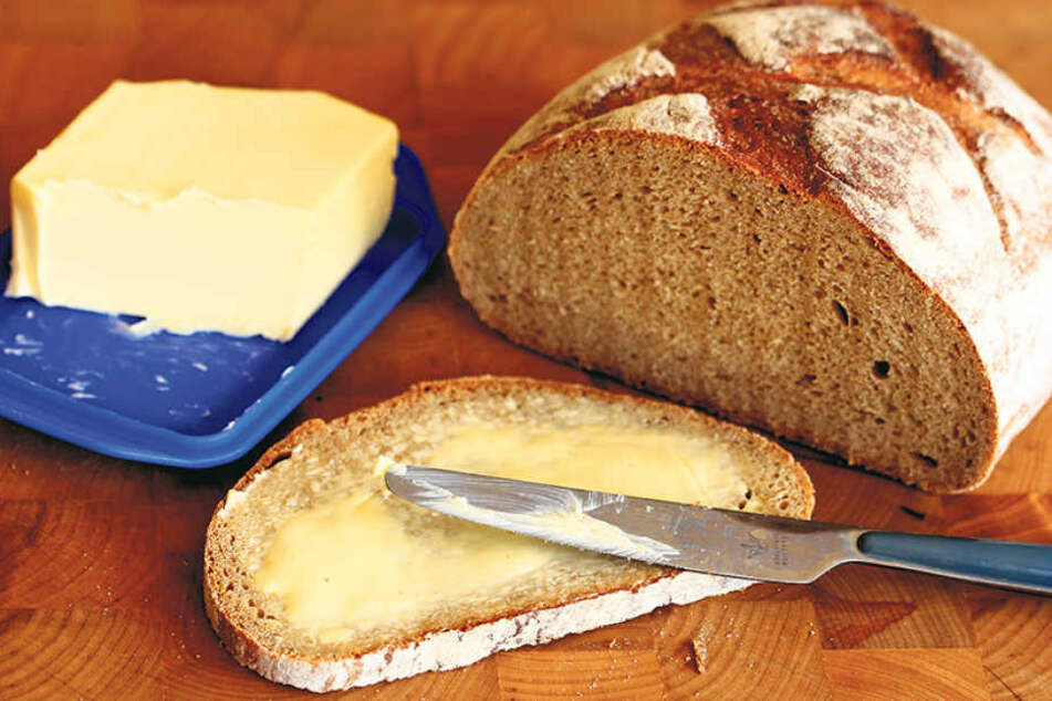 Butter ist so teuer wie seit dem  Krieg nicht mehr.