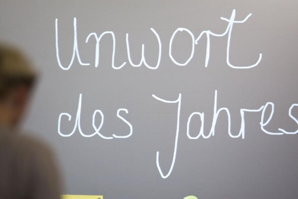"""Das """"Unwort des Jahres"""" 2019 steht fest."""