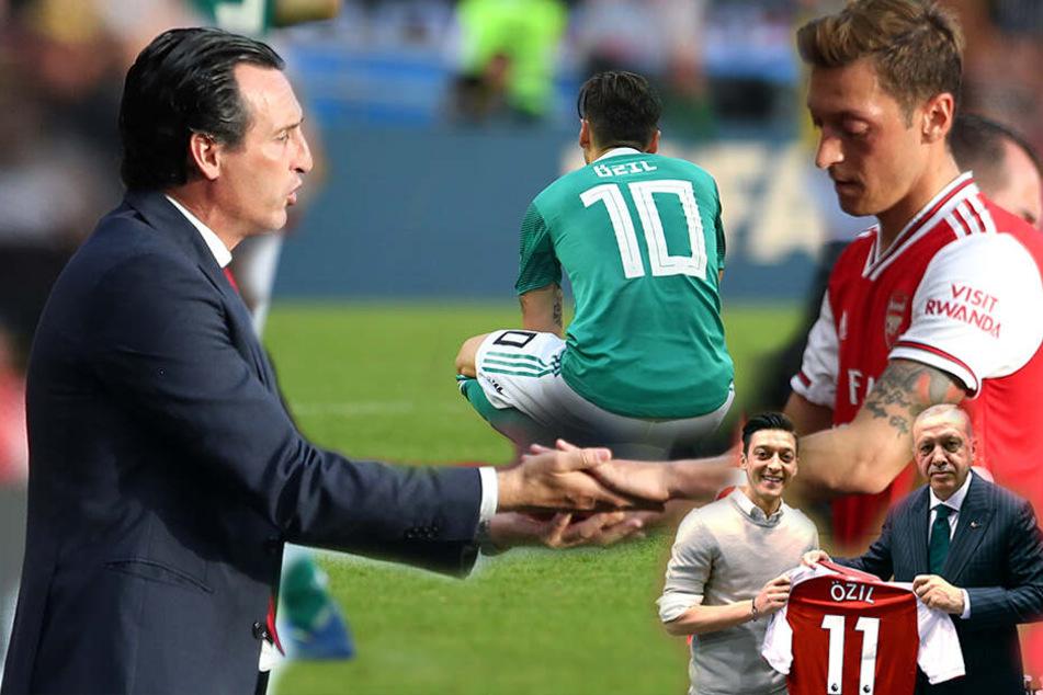 Mesut Özil bricht Schweigen! Ex-Nationalspieler über Arsenal, Erdogan und Rassismus in Deutschland