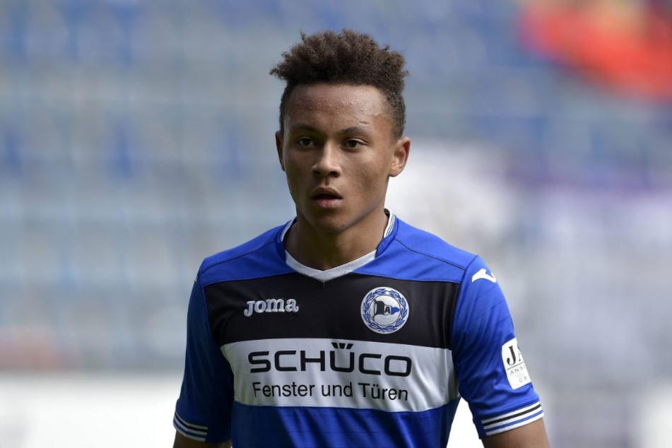 Roberto Massimo bleibt bis 2020 auf Leihbasis in Bielefeld.