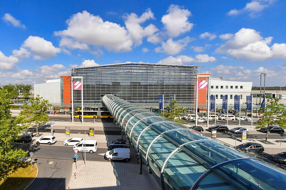 Auch um den Flughafen Dresden-Klotzsche kümmert sich der neue Fluglärmschutzbeauftragte.