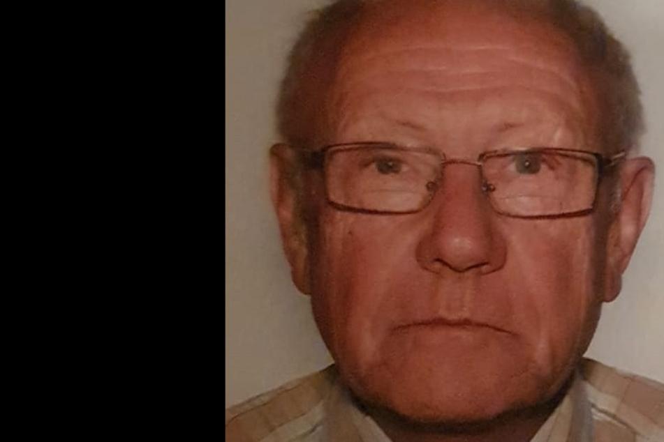 Seit Samstag fehlt jede Spur: Polizei sucht vermissten Rentner