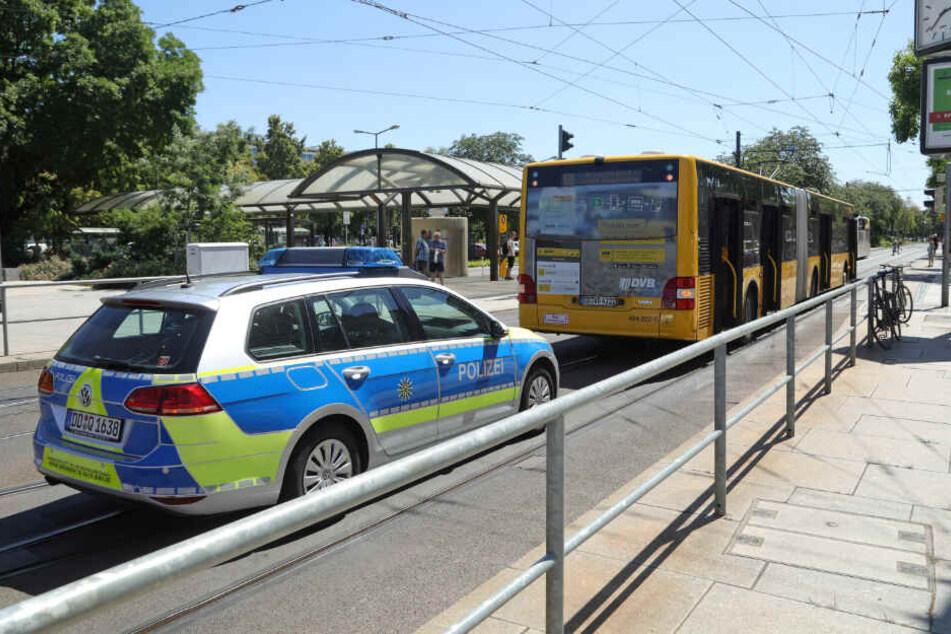 Der Pirnaische Platz in Dresden ist ein wichtiger Verkehrsknotenpunkt des ÖPNV. (Archivfoto).