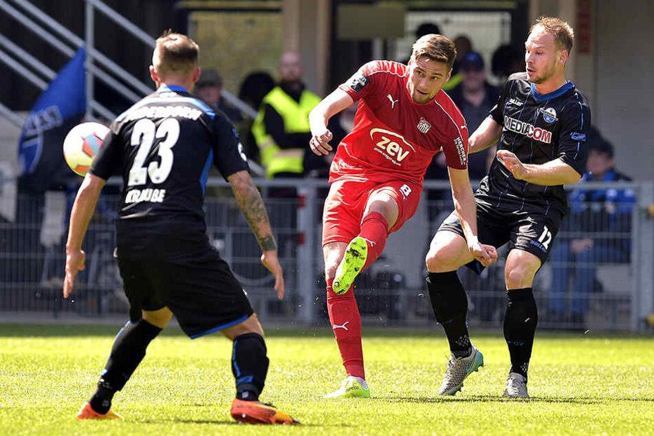 Beim letzten Aufeinandertreffen im Mai trennten sich die beiden Teams mit 1:1.
