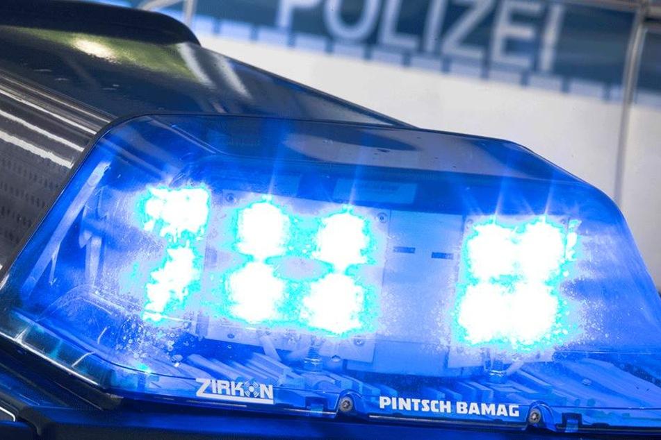 Wilde Verfolgungsjagd durch Dresden: Mehrere Autos kollidieren