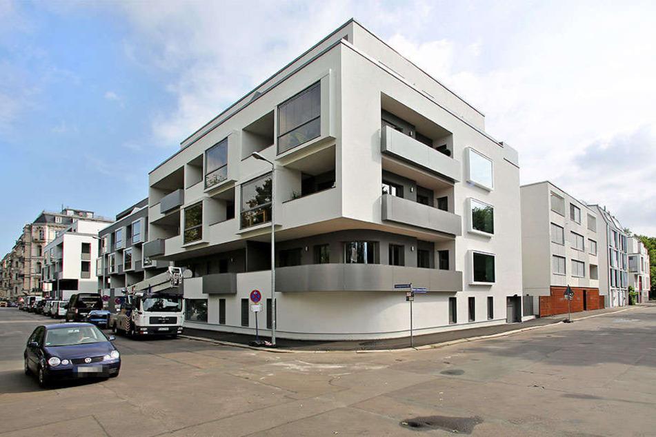 Luxus-Neubauten wie im Musikerviertel sind keine Seltenheit. Bereits vor Baubeginn sind die meisten Wohnungen verkauft oder vermietet.