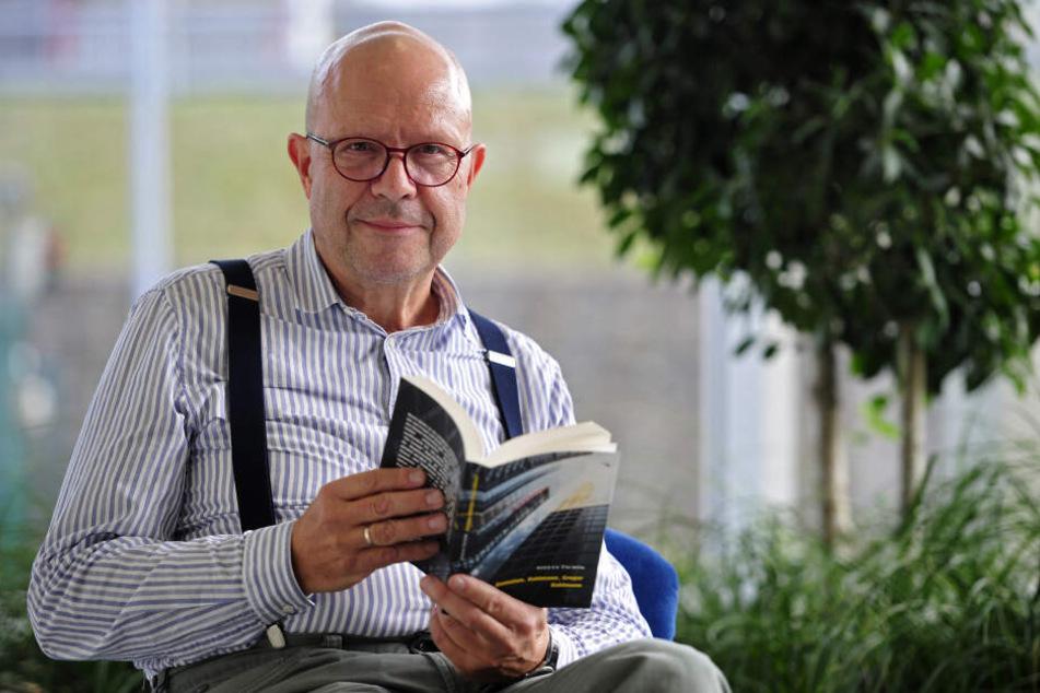 Chemnitz: CVAG-Sprecher bringt neuen Roman heraus