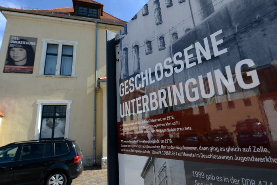 Torgau war der einzige geschlossene Jugendwerkhof in der DDR.