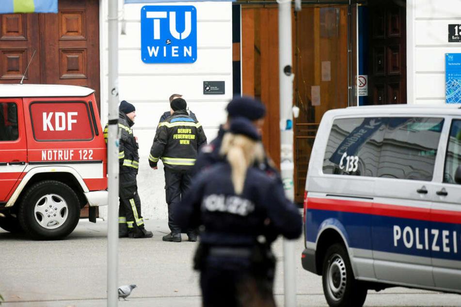 Bombendrohung: Universität Wien komplett geräumt!