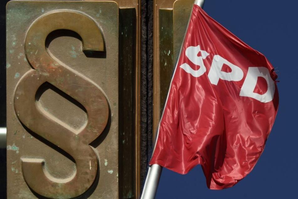 """Hitlergruß gezeigt und """"Sieg Heil"""" gerufen? Ermittlungen gegen SPD-Mitglied"""