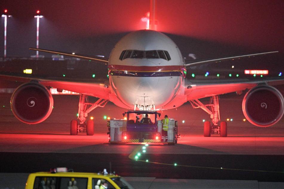 Im Dezember 2016 startete der erste Abschiebeflug von Frankfurt am Main nach Kabul.