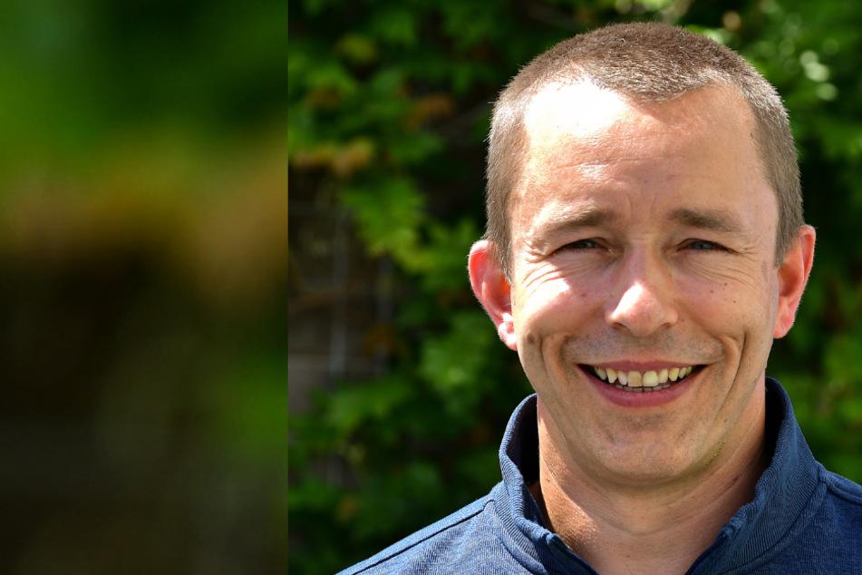 Monarchs-Geschäftsführer Jörg Dreßler.