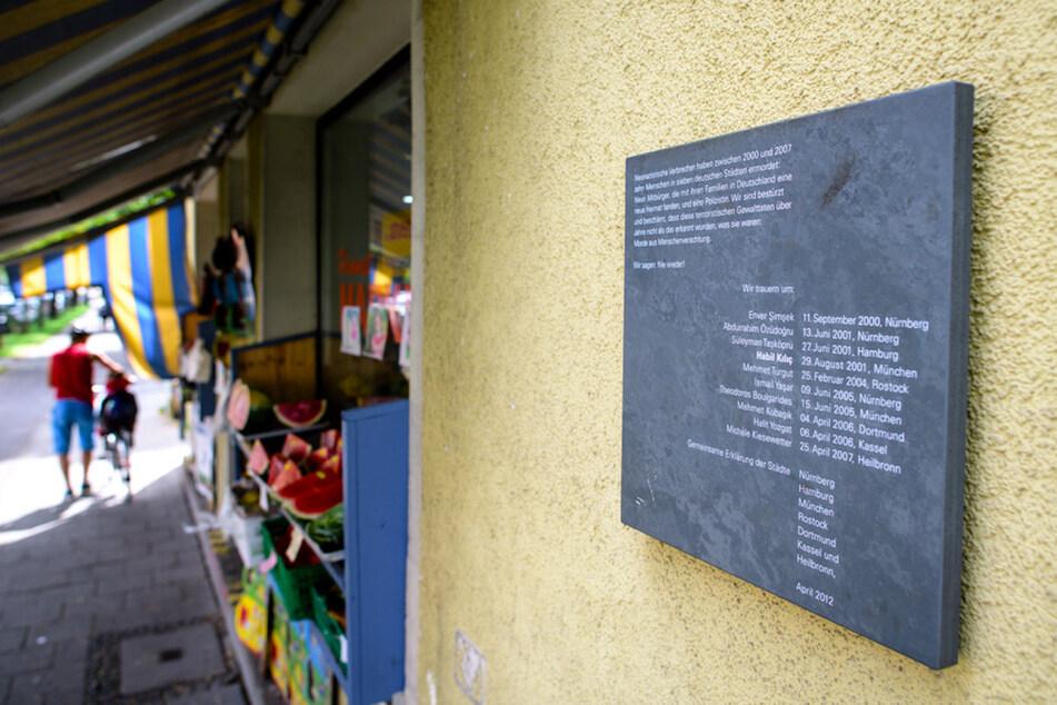 """Der """"Himmet Market"""" im Münchner Stadtteil Ramersdorf. In diesen Räumlichkeiten hatte früher der 38-jährige Lebensmittelhändler Habil Kilic seinen Fischmarkt. Am 29.08.2001 wurde er vom NSU erschossen."""