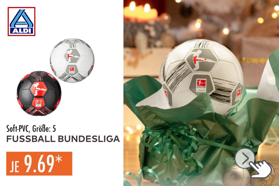 Fußball Bundesliga (weicher Ballkontakt und leicht reduziertes Gewicht) für 9,69 Euro