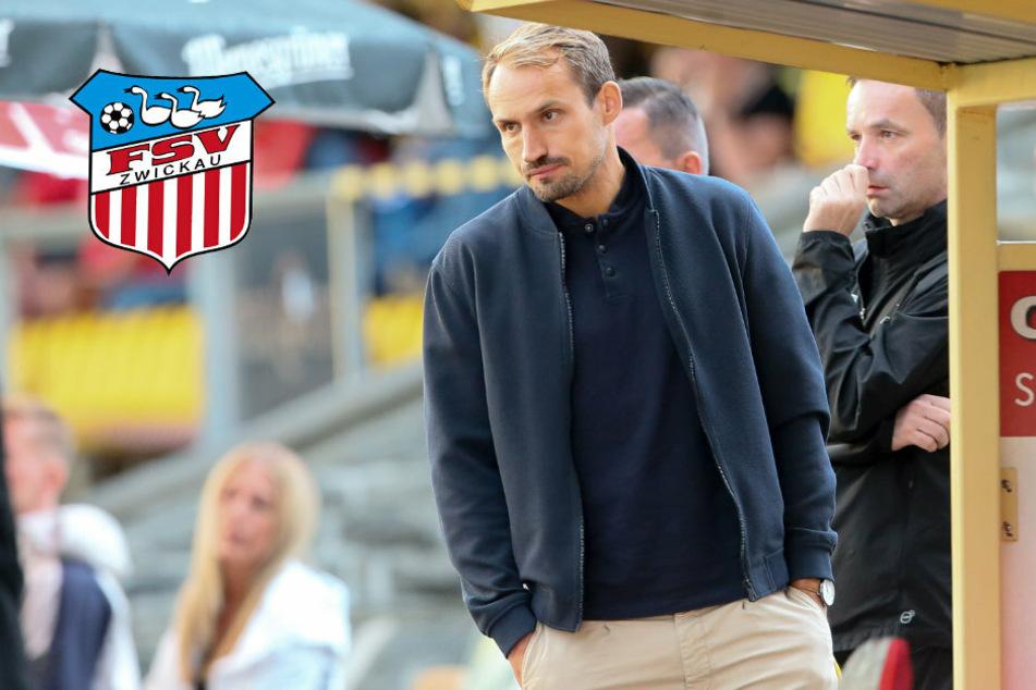FSV-Sportchef Wachsmuth: Bei Rabihic ist noch alles offen