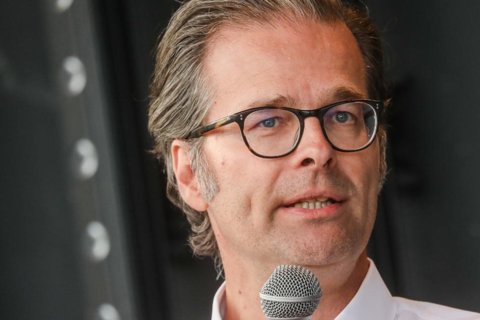 Holger Siegmund-Schultze (53) ist neuer Präsident beim Karlsruher SC.