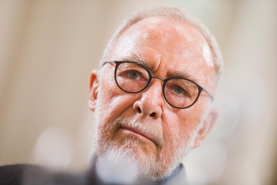 Der Künstler Gerhard Richter (88).