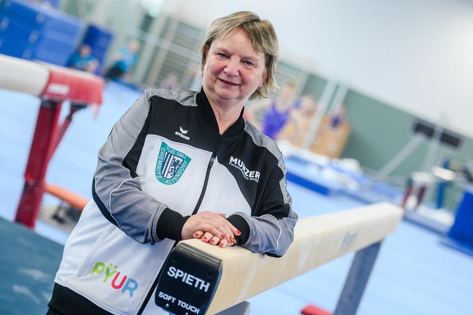 Olympiastützpunkt-Trainerin Gabriele Frehse (60) weist die Vorwürfe zurück.