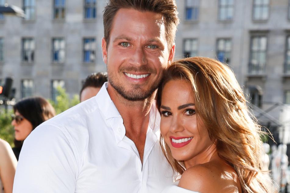 Sebastian Panneks (34) Ehefrau Angelina (28) ist auf eine Scheinfirma hereingefallen.