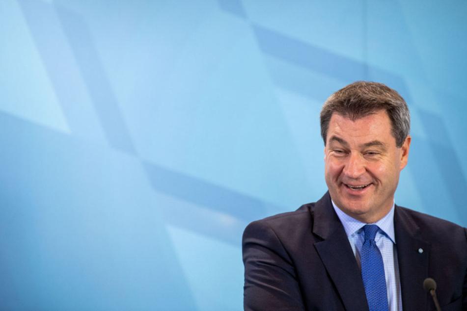 Markus Söder will sich für Diesel-Besitzer einsetzen.