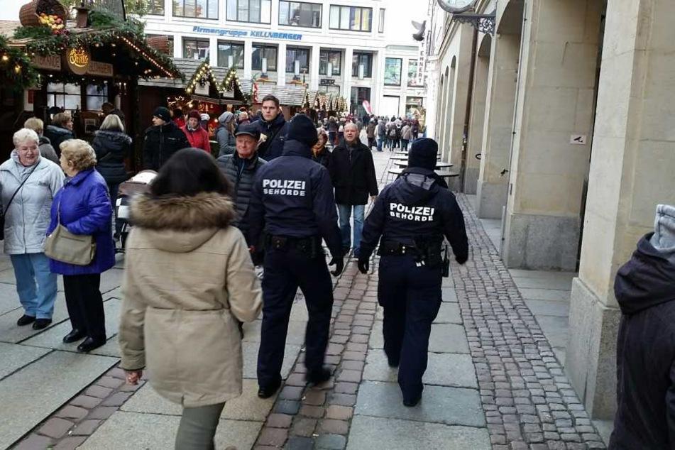 In Chemnitz gibt es seit Beginn des Jahres ein Sicherheitskonzept. Die Sicherheitsmaßnahmen sollen trotzdem zusätzlich erhöht werden.