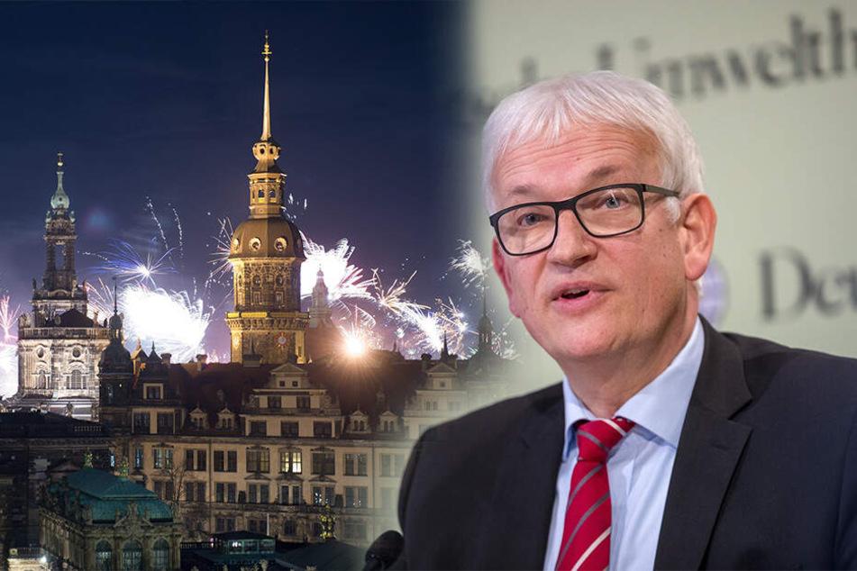 Dresden: Kommt jetzt das Böller-Aus? Umwelthilfe will Silvester-Knaller in Dresden verbieten lassen