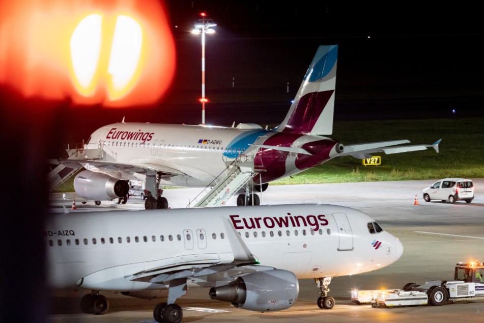 Wegen Corona-Krise: Lufthansa legt Germanwings-Flüge still