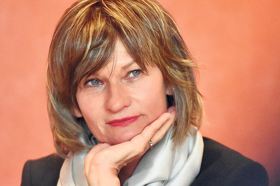 Gute Nachrichten: Die Ausbaustufe 2 des Chemnitzer Modells liegt im Zeitplan,  so OB Barbara Ludwig (55, SPD).