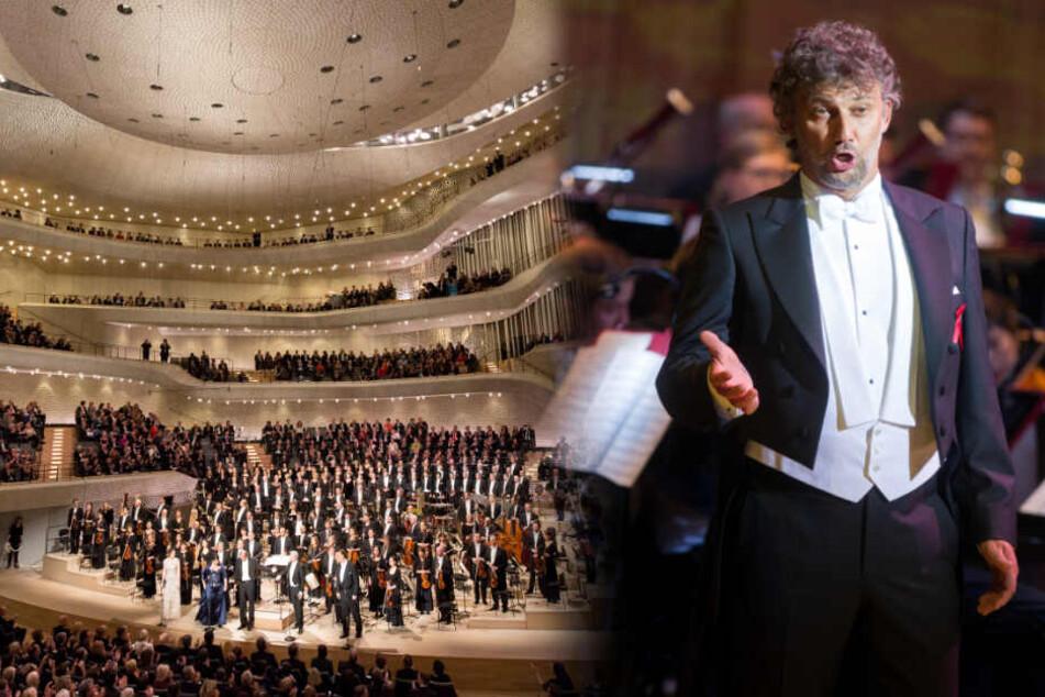 Hamburg: Alles nur Schein? Star-Tenor lästert über Akustik in der Elbphilharmonie