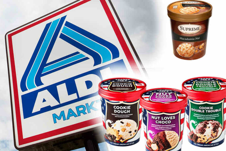 Rückruf bei Aldi: Dieses Eis solltet Ihr auf keinen Fall essen!