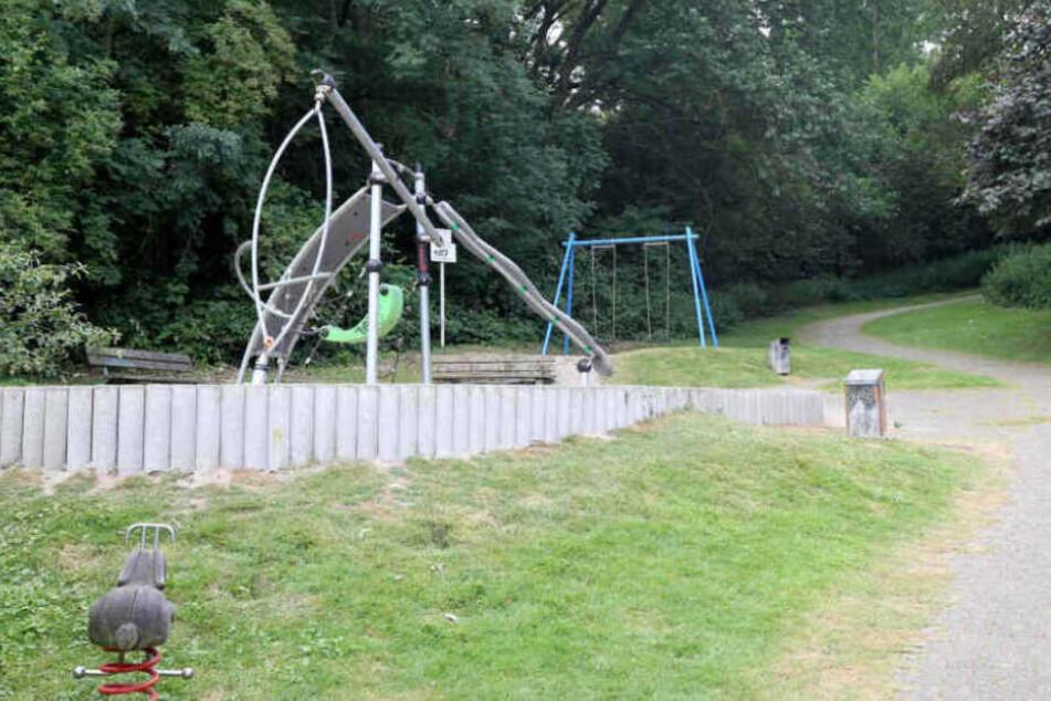 Die Vergewaltigung soll sich nahe dieses Spielplatzes in Mülheim ereignet haben.