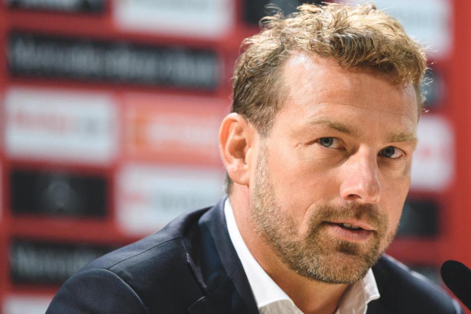 Steht mit seiner Mannschaft derzeit auf dem vorletzten Tabellenplatz: Markus Weinzierl.