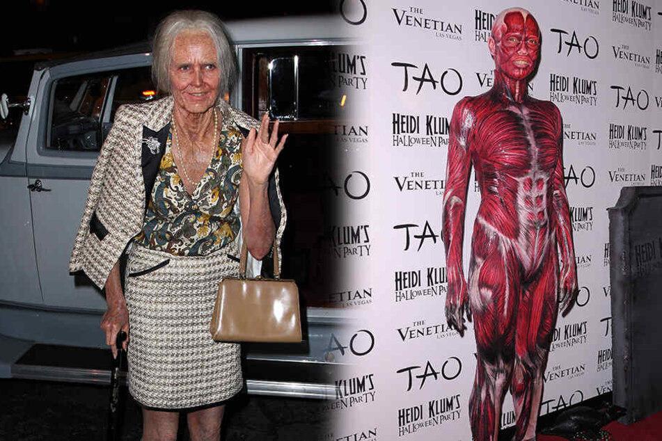 In den vergangenen Jahren sorgte Heidi Klum mit ihren Kostümen immer für Mega-Aufsehen.