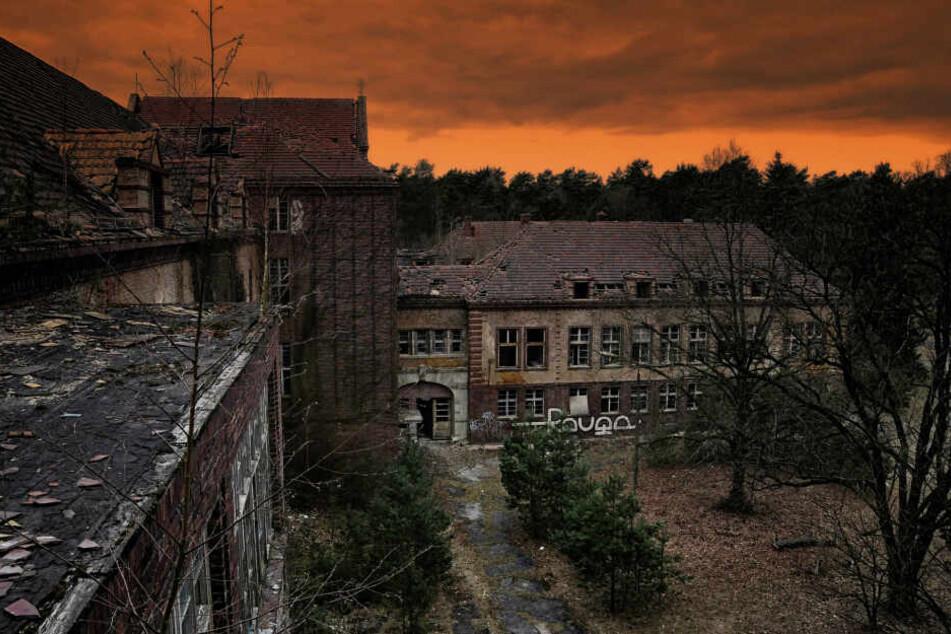 Grusel vorprogrammiert: Das sind die 15 schaurigsten Orte in Deutschland
