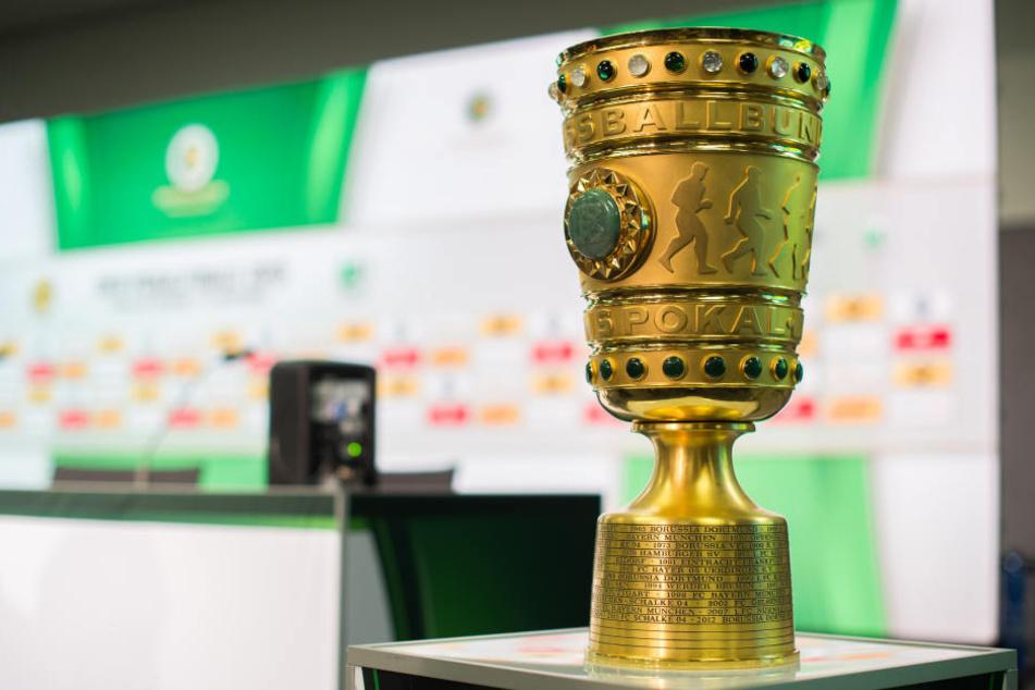 Noch 32 Teams kämpfen um den DFB-Pokal.