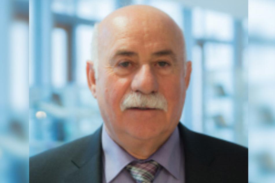 Willi Mittelstädt (70, AfD) hatte als Vizepräsident des Landtags nichts gegen die Hetzrede seines Partei-Kollegens Lehmann unternommen.