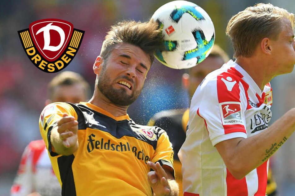 Niklas Kreuzer geht bereits in die fünfte Saison mit Dynamo