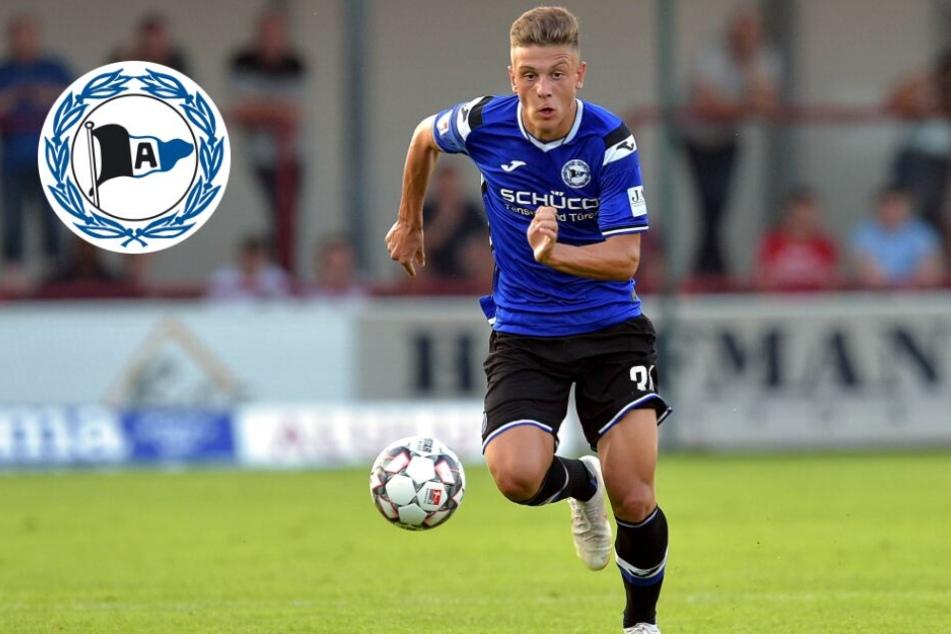 Arminia verleiht Can Özkan an Regionalligisten