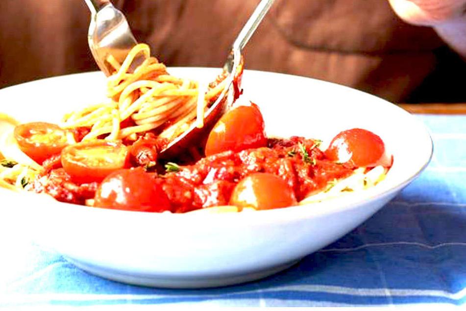 Was ein simpler Teller Spaghetti alles auslösen kann...